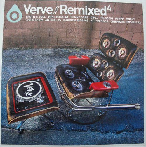 Verve // Remixed⁴