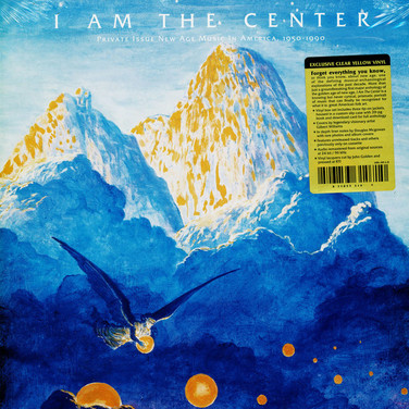 Am the Center: Private Issue New Age Music / Var