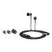 Audífonos CX 1.00 Negro