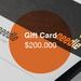 Gift Card $200.000