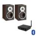 Amplificador FX2.1 + Parlantes Dali Spektor 2