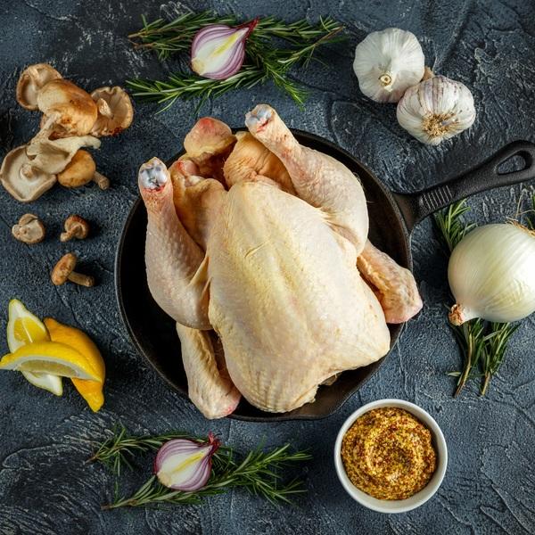 Pollo Entero Unidad