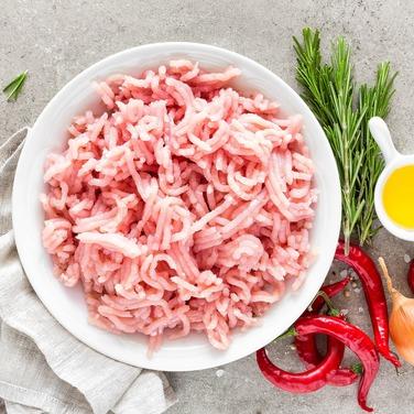 Carne Molida Pechuga de Pollo