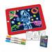 Magic Pad Pantalla Dibujo LED Ilumina Dibujos 3D