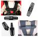 Clip Hebilla Cinturon Silla De Auto Bebe Seguridad