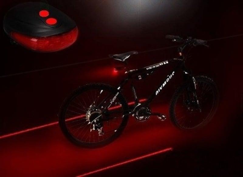 b612bf246 Ekipofertas - Luz Laser Led Bicicleta Marcador Ciclo Via