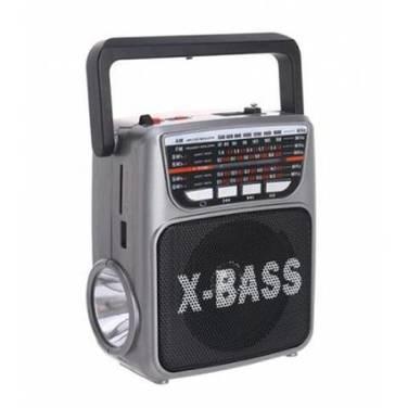 Radio NNS NS-218U Linterna Usb X Bass