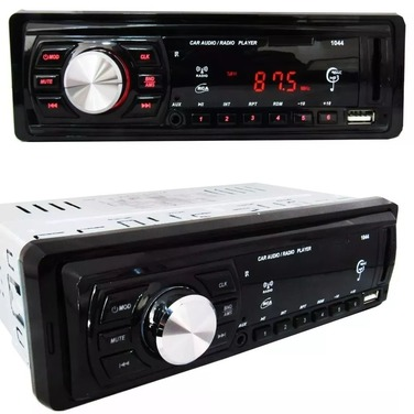 Radio Auto Fm Mp3 Usb Cdx-gt1044