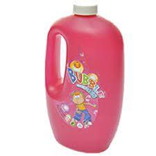 Liquido Maquina De Burbujas Importado 1 Litro