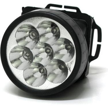 Linterna Cintillo Led Lampara Minero Mecánico