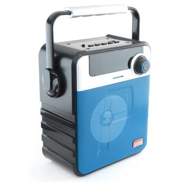 Parlante Portátil Bluetooth Radio Fm Mp3 P35