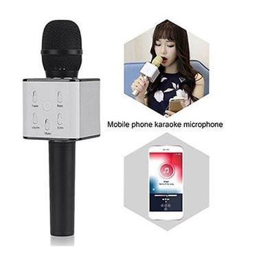 Micrófono Inalámbrico Altavoz Karaoke Q7