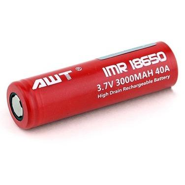 Pilas Baterías Awt Imd 18650 Cigarro Elect Mod Ekipofertas