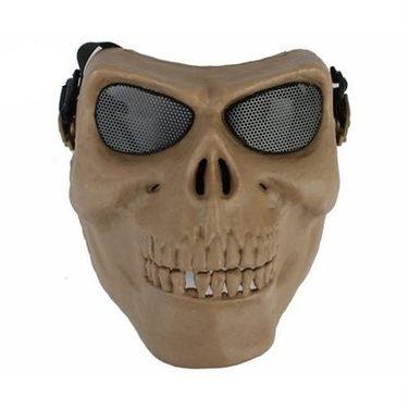 Mascara Calavera Completa Airsoft Paintball Moto