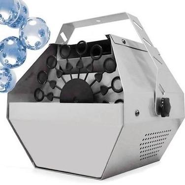 Maquina De Burbujas Metalica Calidad Metal