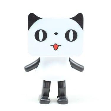 Parlante Gato Bailarín Blanco Bluetooth V 4.1