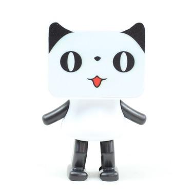 Parlante Gato Bailarín Blanco Bluetooth