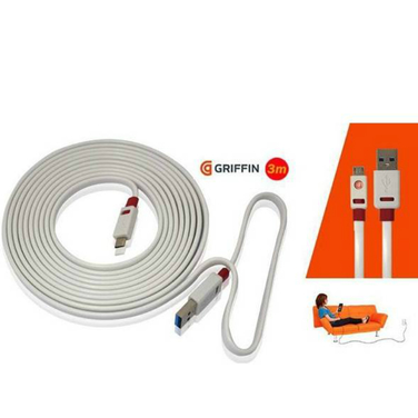 Cable Griffin V8 Usb 3m