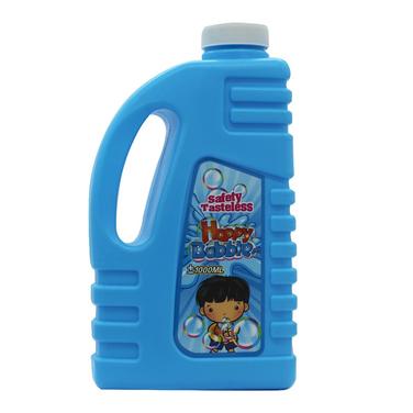 Bidon 1 Litro Liquido Burbujas Happy Bubble