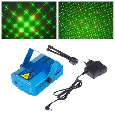 Proyector Laser Lluvia Navideño Año