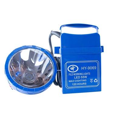 Foco Led Caza 55w Linterna Minera Seguridad