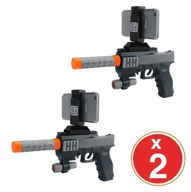 Pack 2 Pistolas Ar Game Bluetooth Realidad