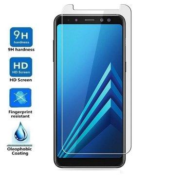 Lámina Vidrio Templado Protección Samsung A8