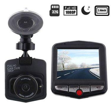 Camara Dash Cam Full Hd Seguridad Automovil