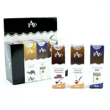 Esencia Cigarro Electrónico Fano Pack De 10