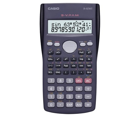 Calculadora Casio Fx-82ms 2 Lineas