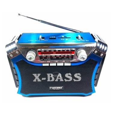 Radio Parlante Portátil Fm-335u