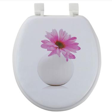 Asiento WC acolchado Bathlux