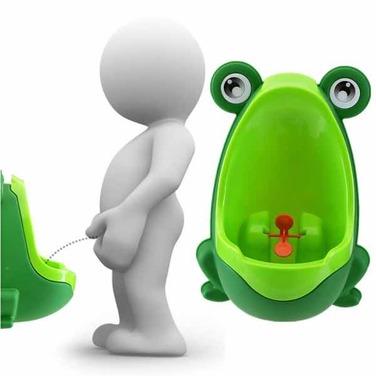 Urinario De Pared Niños Baño Entrenamiento  Rana