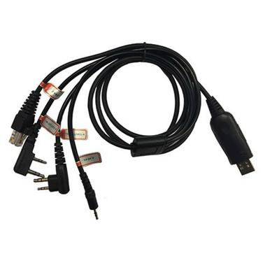 Cable De Programación Rib 4 En 1 Radio Usb