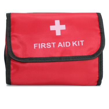 Botiquín de primeros auxilios, kit médico