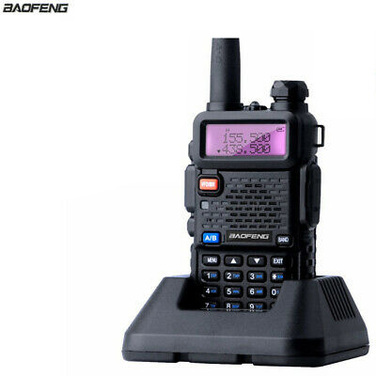 Radio Dual Band Uhf Vhf Baofeng Uv-5r