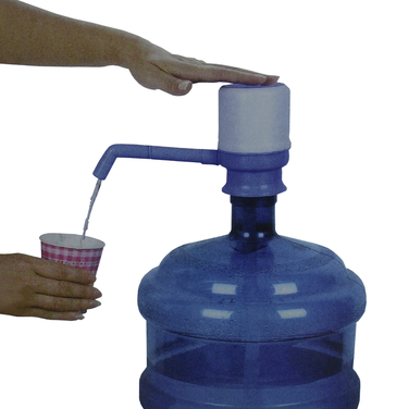 Dispensador Agua Bidon 20L Sifon Agua Bombin Manual