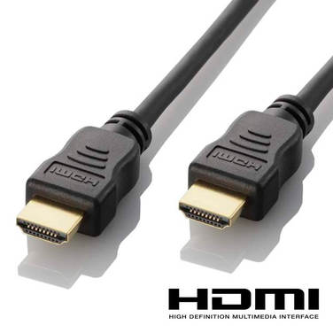Pack 10 Cables Hdmi 1 ,2 M