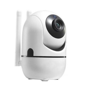 Camara Monitor Ip Seguridad Bebes Seguimiento Wifi