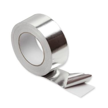 Cinta Adhesiva Aluminio 48mm Aislante
