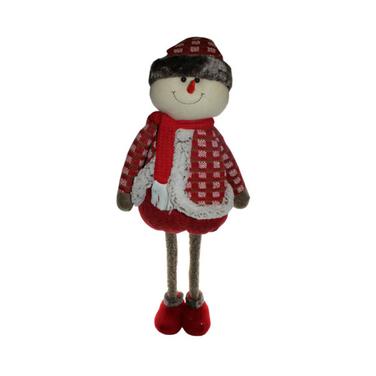 Muñeco De Nieve  Decoracion Navidad