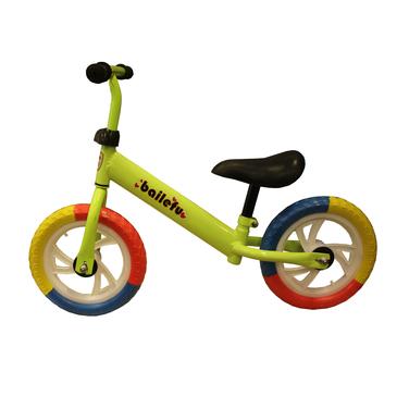 Bicicleta Equilibrio Niños Sin Pedales Verde