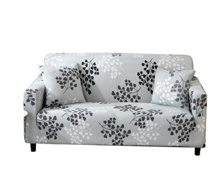 Cobertor Sillón Sofá elástico 2 Cuerpos Protección