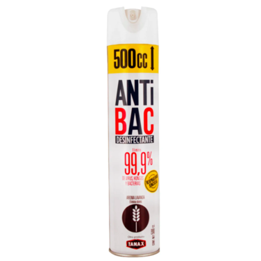 Desinfectante Antibac Tanax 500 Superficies