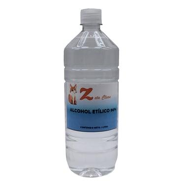 Alcohol Etilico 96º Botella Litro
