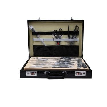 Set De Cuchillos Precisión 25 Piezas Incluye Maleta