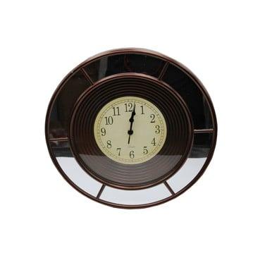 Reloj Pared Decorativo Diseño Espejo