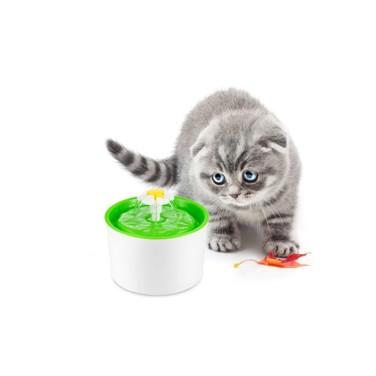 Fuente Bebedero Agua Automática Para Mascotas