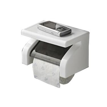 Dispensador Papel Higiénico Con Soporte Celular