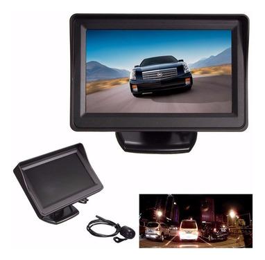 Camara Retroceso Automóvil + pantalla